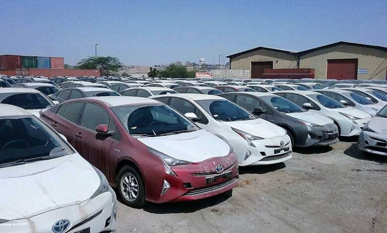 ریزش شدید قیمت خودرو در بازار خودرو