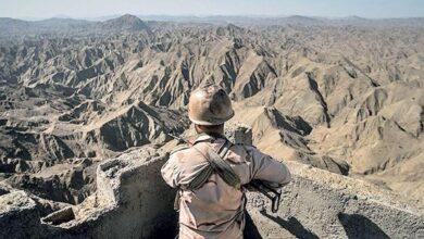 تصویر از شهادت مرزبانان هنگ مرزی ارومیه در پی یک عملیات تروریستی