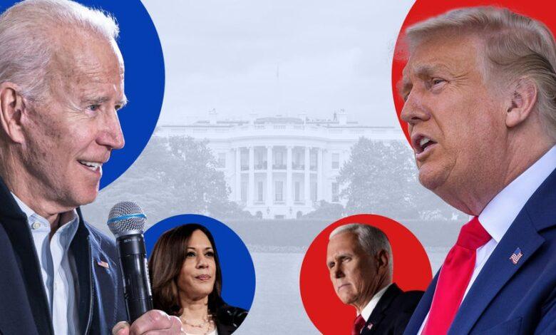 نتایج انتخابات آمریکا آرای الکترال