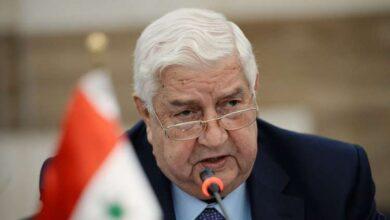 تصویر از ولیدالمعلم وزیر خارجه سوریه درگذشت