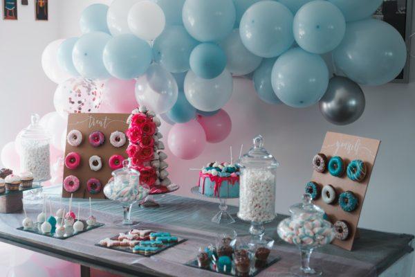سورپرایز مجازی تولد