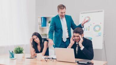 تصویر از رئیسهای بد چه خلق و خویی دارند؟   آشنایی با ویژگیهای یک رئیس بد