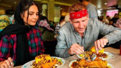 تصویر از بازدید میلیونی از پست اینستاگرامی غذاهای ایرانی