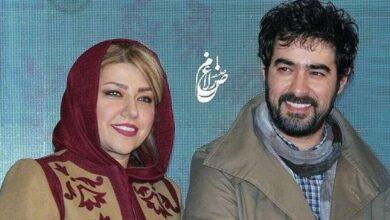تصویر از ماجرای جدایی شهاب حسینی از همسرش پریچهر قنبری