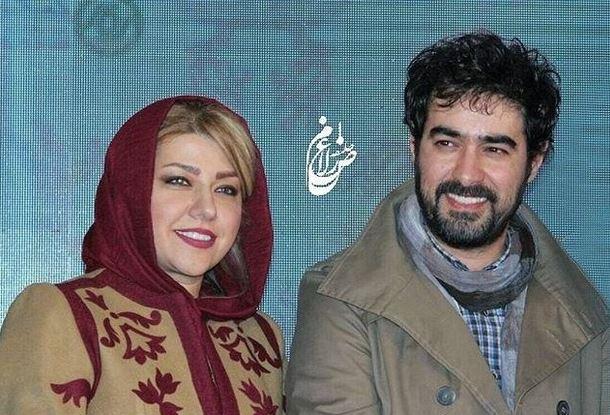 جدایی شهاب حسینی از همسرش پریچهر قنبری