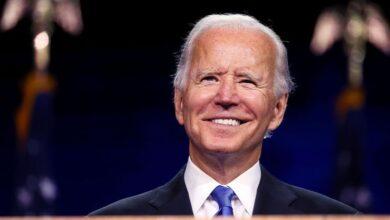 تصویر از جو بایدن رسماً رییس جمهور آمریکا شد