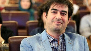 تصویر از حرکات عجیب دستان شهاب حسینی در برنامهی همرفیق با حضور هوتن شکیبا