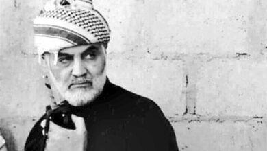 تصویر از شباهت عجیب بازیگر نقش سردار سلیمانی به حاج قاسم + عکس