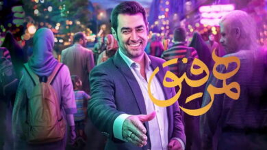 تصویر از کنایهی جنجالی شهاب حسینی به حسن روحانی + فیلم