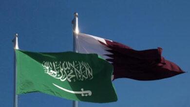 تصویر از قطر و عربستان آشتی کردند + عکس