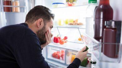 تصویر از بهترین روشها برای رفع بوی بد یخچال