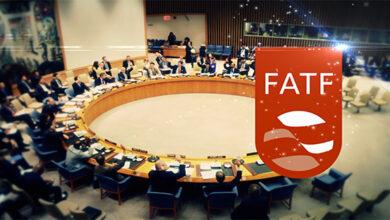 تصویر از مخالفت اکثر اعضای مجمع با تصویب FATF
