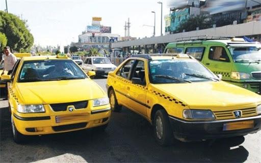 آگاهی از حقوق متقابل راننده و مسافر در تاکسی