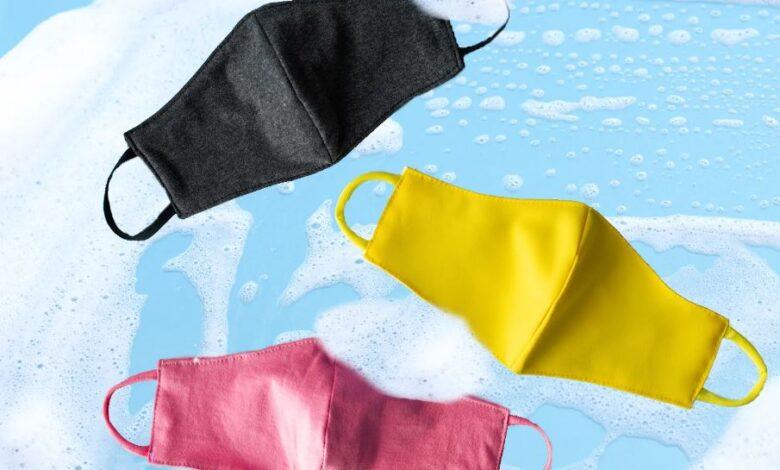 راهنمای شستن ماسک