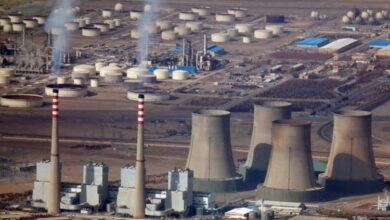 تصویر از وزیر نفت: چارهای جز استفاده از مازوت نداریم!!