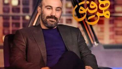 تصویر از محسن تنابنده مهمان شهاب حسینی در همرفیق شد