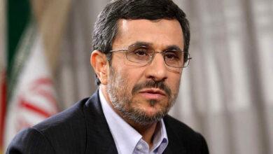 تصویر از پاسخ مبهم احمدی نژاد به پرسش حضورش در انتخابات ۱۴۰۰