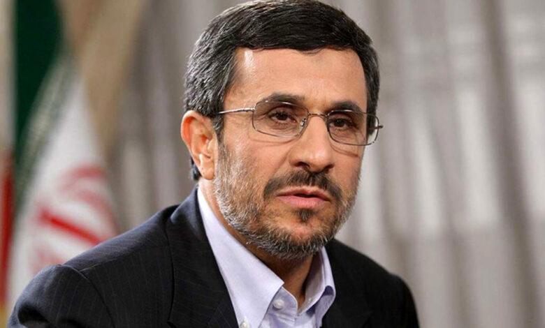 مصاحبه احمدی نژاد با القبس