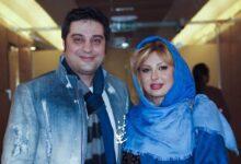 تصویر از مهریه نیوشا ضیغمی جنجال بهپا کرد + فیلم