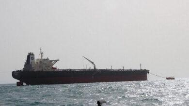 تصویر از نفتکش ایرانی در آبهای اندونزی توقیف شد