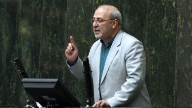تصویر از نماینده مجلس: پلیس باید از عنابستانی عذرخواهی کند!