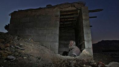 تصویر از حاجی عمو ؛ مردی که ۶۰ سال است حمام نرفتهاست + فیلم