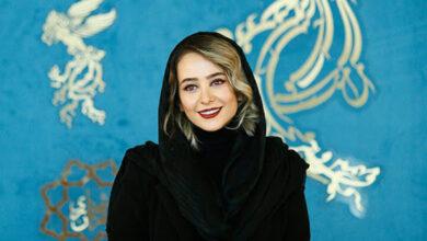 تصویر از تصاویری از حضور الناز حبیبی و سارا بهرامی در جشنواره فیلم فجر