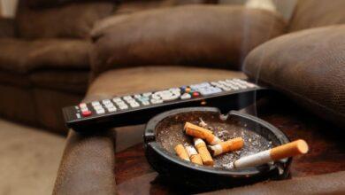 تصویر از بهترین روشها برای ازبینبردن بوی سیگار در خانه