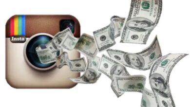 تصویر از درآمد سلبریتیها و اینفلوئنسرها از اینستاگرام + اینفوگرافی