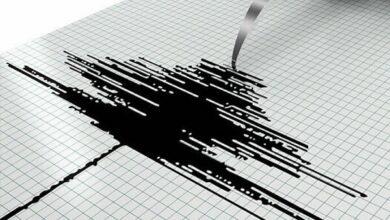 تصویر از جزئیات زمین لرزه تهران | زلزله در رودهن، بومهن، پردیس و دماوند هم حس شد