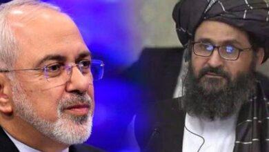 تصویر از تصاویری از نشست خبری هیئت سیاسی طالبان در ایران