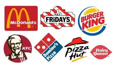 تصویر از چرا بسیاری از فستفودهای جهان از لوگوی قرمز استفاده میکنند؟