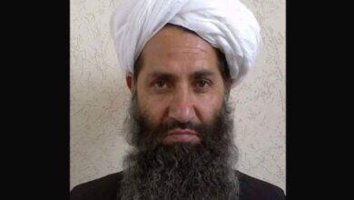 تصویر از رهبر طالبان کشته شد؟