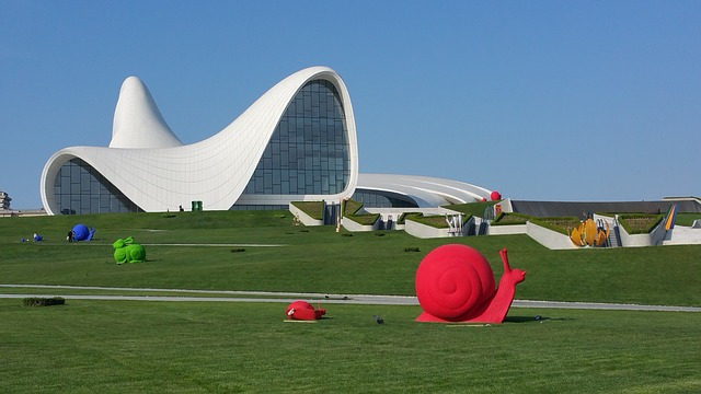 تصویر از جاذبههای دیدنی در شهر باکو را از دست ندهید