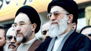 تصویر از گمانهزنیها ازمحتویات نامه سید محمد خاتمی به رهبر انقلاب