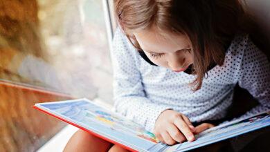 تصویر از چگونه بچهها را به کتاب خواندن علاقهمند کنیم؟