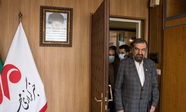 محسن رضایی : طی یک سال اخیر کشور از نظر امنیتی آلوده شده است