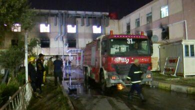تصویر از انفجار در بیمارستان کروناییها در عراق منجر به مرگ بیش از ۸۲ نفر شد!