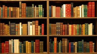 تصویر از کتابها چند دسته دارند؟