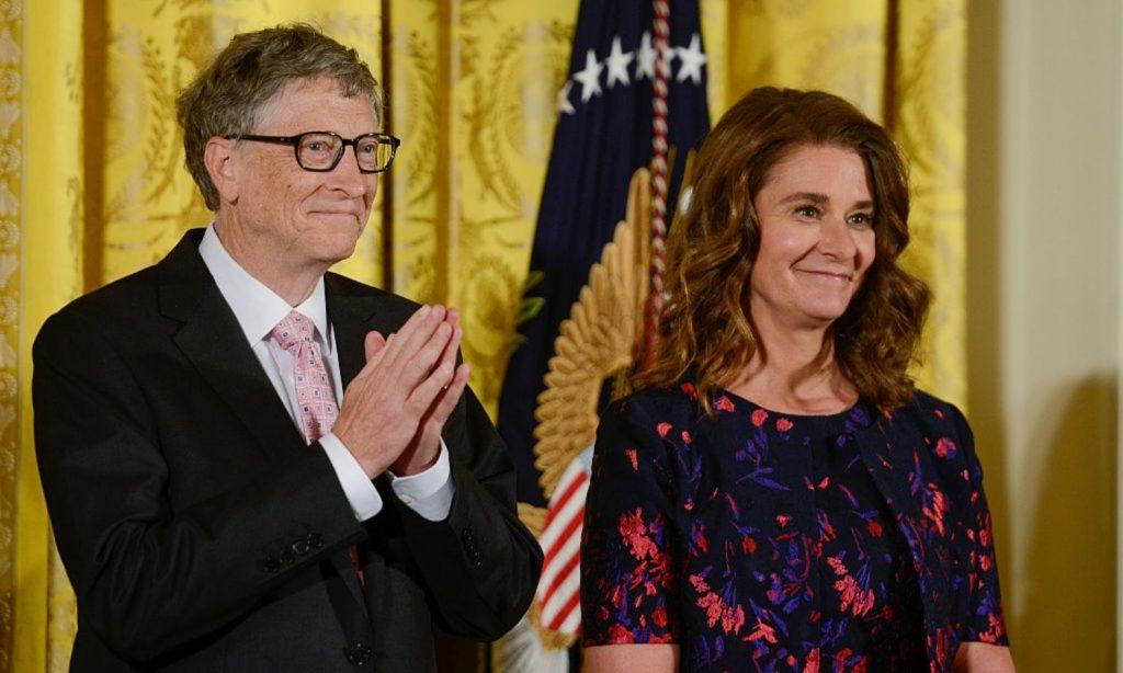 طلاق بیل گیتس و ملیندا گیتس (1)