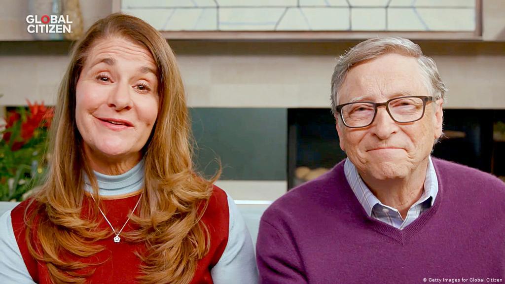 طلاق بیل گیتس و ملیندا گیتس (2)