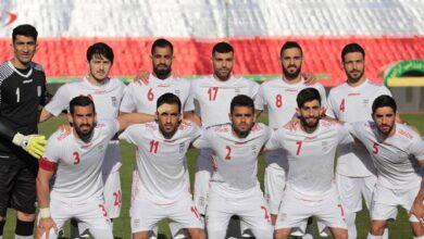 تصویر از لیست بازیکنان تیم ملی فوتبال ایران برای بازیهای مقدماتی جام جهانی اعلام شد