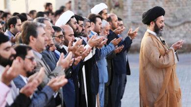 تصویر از نماز عید فطر در کل کشور برگزار میشود