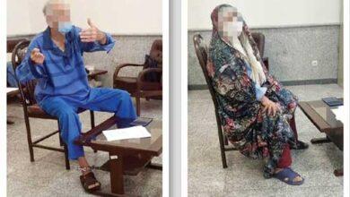 تصویر از پدر بابک خرمدین به قتل دختر و دامادش هم اعتراف کرد