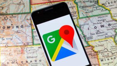 تصویر از گوگل تنظیمات مکانیابی را پنهان کرده تا مردم نتوانند آن را غیرفعال کنند