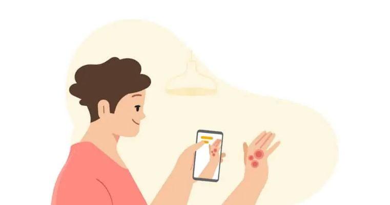 هوش مصنوعی گوگل میتواند در شناسایی بیماریهای پوستی کمک کند