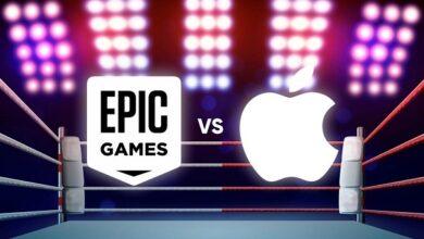 تصویر از اپل در دادگاه با اپیک گیمز رو در رو خواهد شد