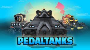 pedal tanks