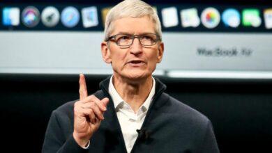 تصویر از نگرانی تیم کوک از کمبود احتمالی محصولات اپل