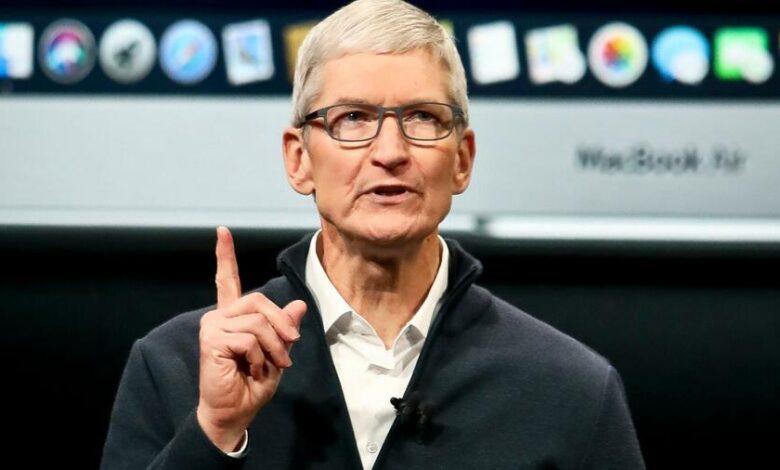 نگرانی تیم کوک از کمبود احتمالی محصولات اپل